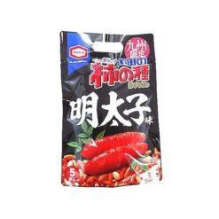 큐슈한정 카키노타네 감씨과자와 땅콩 명란맛 5봉