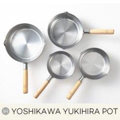 요시카와 스테인레스 유키 히라나베 냄비