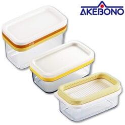 일본 아케보노 버터 커팅 커터기 보관 케이스