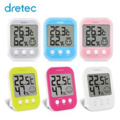 일본 드레텍 디지털 온습도계/O-230/O-251