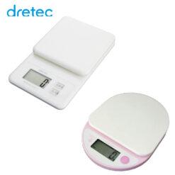 일본 드레텍 디지털 1-2kg 주방 전자저울