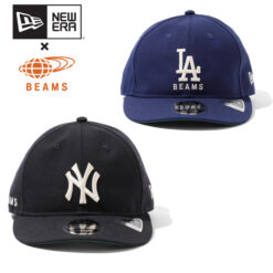NEW ERA × BEAMS 별주 9FIFTY 모자 캡