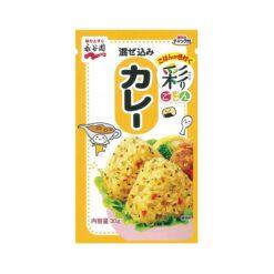[나카타니엔] 이로도리 밥(밥에 섞어먹는상품) 카레맛 30g X 10개 묶음