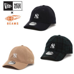 NEW ERA × BEAMS 뉴욕 양키스 베이스볼 캡