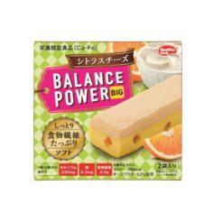 밸런스 파워 빅 감귤 치즈 2개 × 2봉지