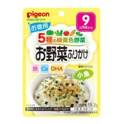 아기야채뿌려작은물고기이득용153g