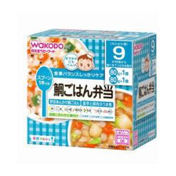 영양마르쉐도미밥도시락80gx2