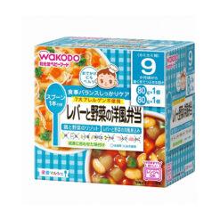 영양마르쉐레버와야채의서양식도시락80gx2