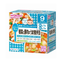 영양마르쉐뿌리채소와돼지고기조림도시락80g×2