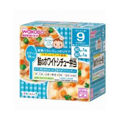 영양마르쉐연어의화이트시츄도시락80gx2