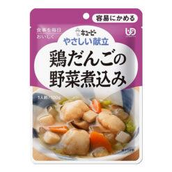 친화적인식단닭경단야채조림100g