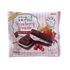 크림 현미 블랑 딸기 브라우니 1개 × 2봉지