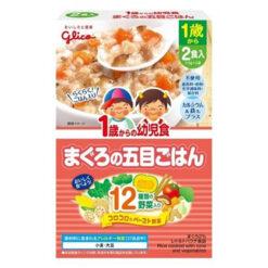 1세부터유아식참치오목밥110g×2