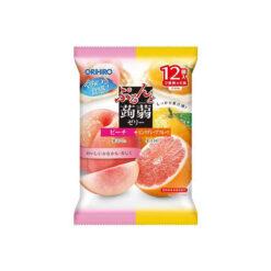 탱글한 곤약 젤리 파우치 피치+핑크자몽