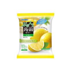 탱글한 곤약 젤리 파우치 시칠리아 레몬