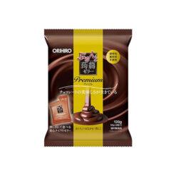 탱글한 곤약 젤리 파우치 프리미엄 초콜렛
