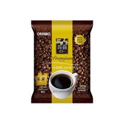 탱글한 곤약 젤리 파우치 프리미엄 커피
