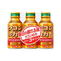 강황의 힘 강황 추출물 음료 100ml x 3병