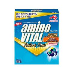 아미노 바이탈 액티브 파인 2200 14개입 상자