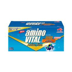 아미노 바이탈 액티브 파인 2200 60개입 상자