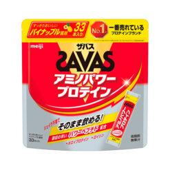 자바스 아미노파워 단백질 파인애플 4.2g × 33 개