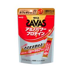 자바스 아미노 파워 단백질 카페오레 4.2g × 11 개