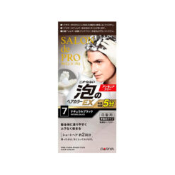 다리야 일본 살롱 드 프로 남성 염색상품백발용 스피디ex내츄럴블랙