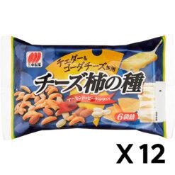 치즈 가키노타네 120g 12개 세트