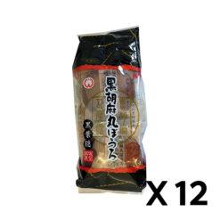 쿠로하가쿠시 마루보로 흑참깨 10장 12개 세트